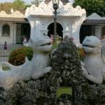 """Dua """"Macan Putih"""" Prabu Siliwangi di Keraton Kasepuhan Cirebon"""
