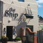 Outside The Ship