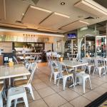 Enjoy dining at Caloundra Hotel