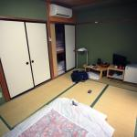 Spacious and comfy tatami room