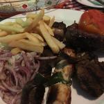 Arabian Mixed Grill