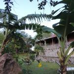 la jolie maison et le jardin