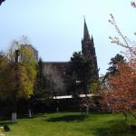 西側からの吉林天主教堂