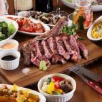 Aging beef spencer roll steak