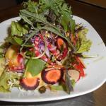 unsere bunten Salate, hmm