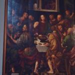 Ultima cena, di Bernardino Lanino