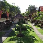 villa area