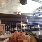 Lobster Roll, Rose and Bar