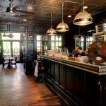 Dining room of Brasserie du Soleil