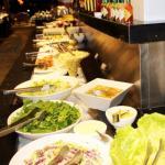 Pista de complementos ao banquete