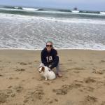 Huntington Doggie Beach