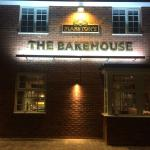 The Bakehouse At Night