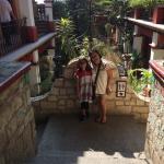 Lobby/courtyard