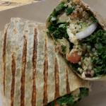 Super Fit Wrap (tasty!)