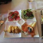 Restaurant hotel Bi'j de Watermölle Foto