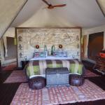 Luxury Kunganha Tented Safari Camp