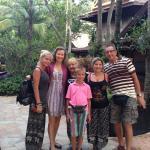 amazing hospitality by mrs Rabbit (Debora) <3