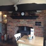 Modern country style restaurant - charming and cosy.