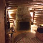 Comfortable, cozy cabin