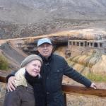 Visitando Puente del Inca ...!!!