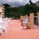 Beautiful and well maintained top floor terrace