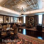 Royal Club Lounge at The Leela Palace New Delhi
