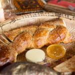 Pan recién hecho por el chef de Angalía. Rico rico!