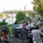 Brave New Restaurant...riverside dining!