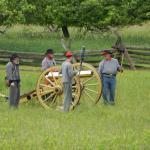 A Confederate Cannon