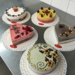pasticceria fredda e torte