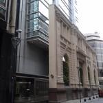 Rua do Hotel constratando o antigo e o novo!!