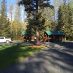 Foto de Box Canyon Cabins