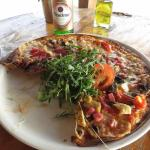 Foto de Tomatoes, Pizza at the Beach
