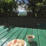 Fantastisk dager på Castello Sonnino