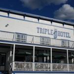 Photo de Triple J Hotel and Cabins