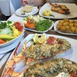 One of the best Lobster Thermidors I have ever eaten.....Anywhere!