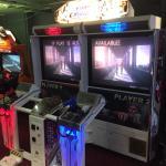 Proper arcade games!