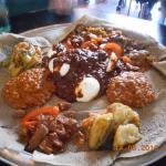 Bilde fra House of Africa Restaurant As