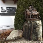 Foto de Hotel Ferienhaus Fux