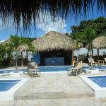 Foto de Brisas del Lago restauraunt & poolbar