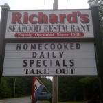Always Homecooked Specials