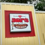 Snoopy's Hot Dogs