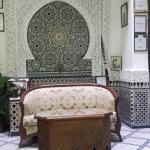 réception et salle de détente