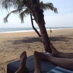 Foto de The Nattika Beach Resort