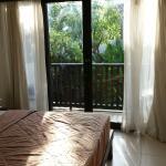 Photo de The Kubu Hotel