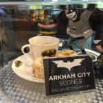 صورة فوتوغرافية لـ Dc Comics Superheroes Cafe