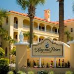 Oleander Resort Entrance