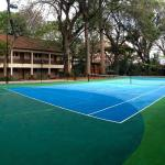 Newly Remodeled Tennis/Basketball Court