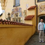 Castle Tour-Richard & Miriam