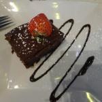 Flour-less Chocolate Brownie